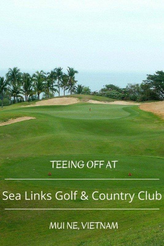 Golfing, Mui Ne