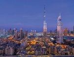 Downtown Dubai Dusk