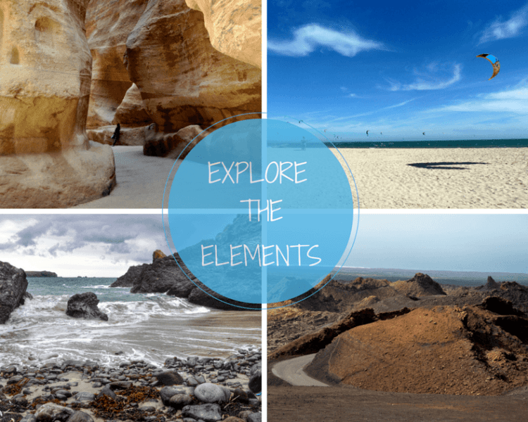 #ExploreTheElements