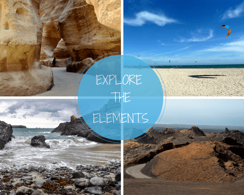 Explore The Elements Travel Photography Challenge
