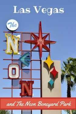 The Neon Boneyard Park