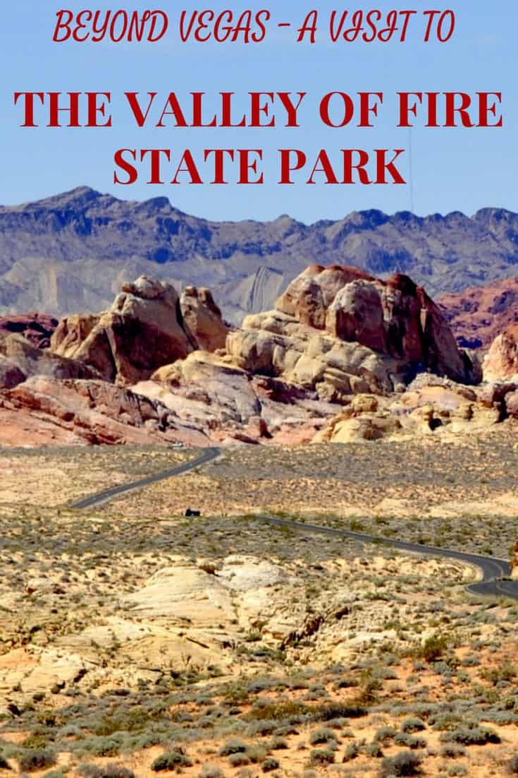 A guide to visiting the Valley of Fire state park, Nevada, USA