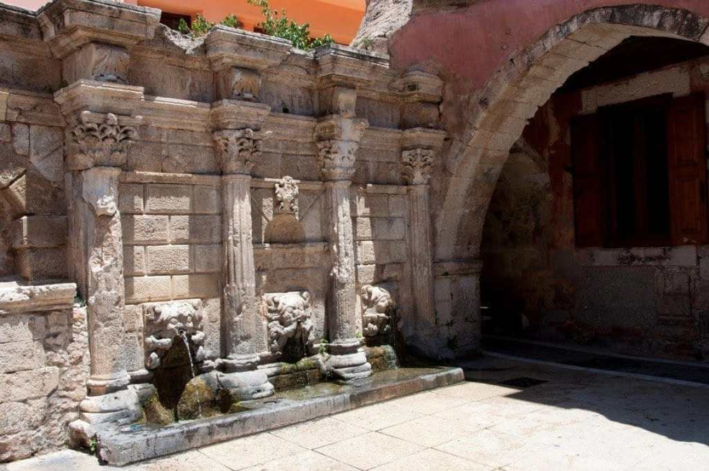 Rimondi Fountain, Rethymno