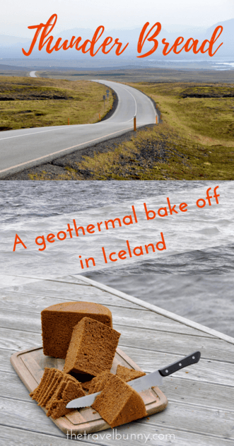 Learning how to bake Thunder Bread (aka Rye Bread) in Iceland with printable recipe | thetravelbunny.com #recipe #thunderbread #iceland