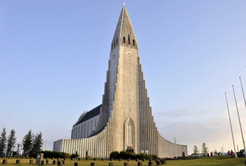 Hallgrímskirkja Reykjavik