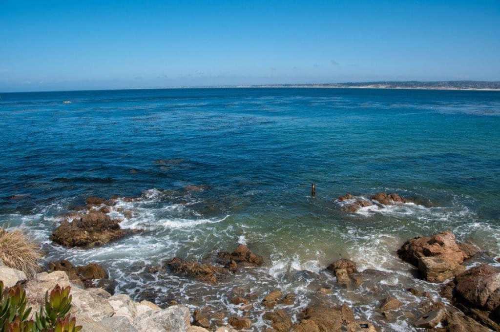 Blue Sky & Sea Monterey Bay