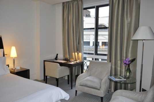 Deluxe Bedroom One Aldwych