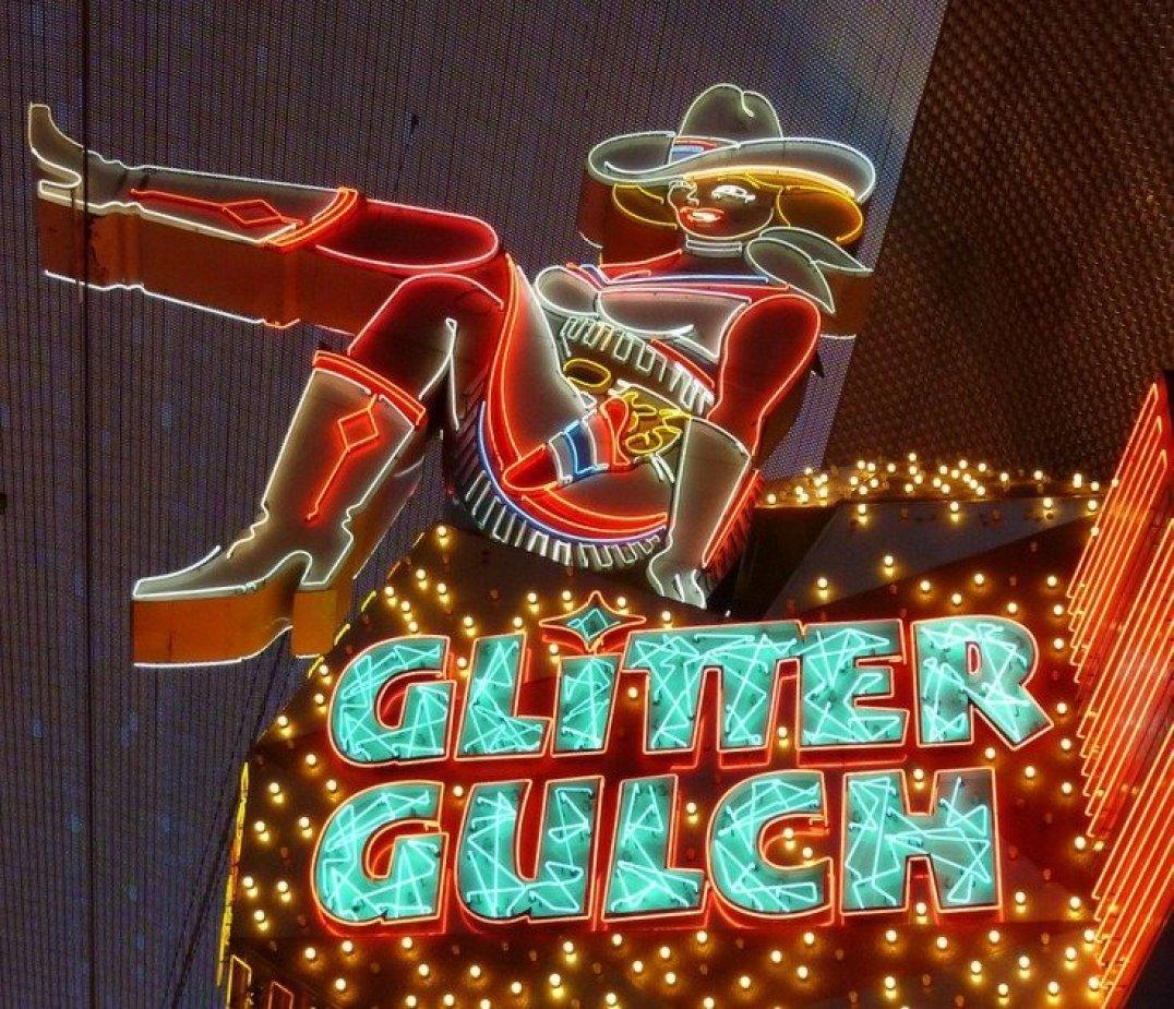 Glitter Gulch Cowgirl