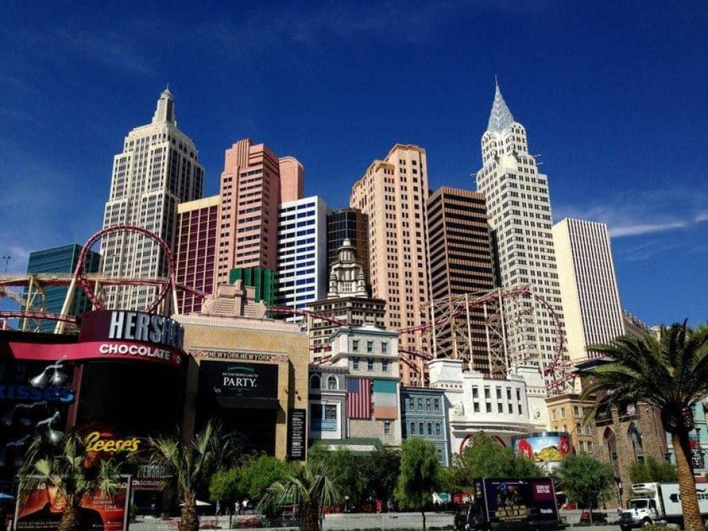 New York New York Vegas