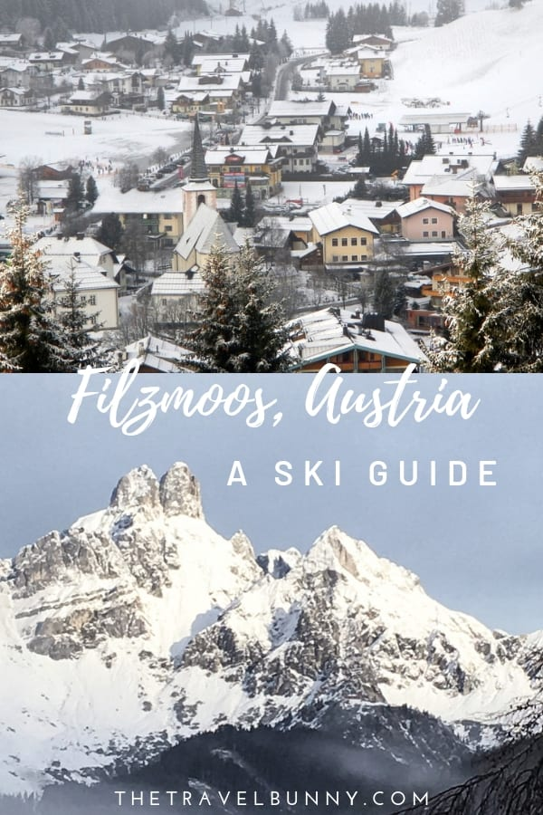 Filzmoos in the Ski Amade area of Austria is the perfect place for a beginner family ski holiday to advanced skiers. Read my Filzmoos ski guide to see why #ski #filzmoos #austria #guide