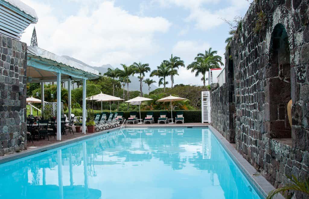 The Pool, Ottley's Plantation Inn