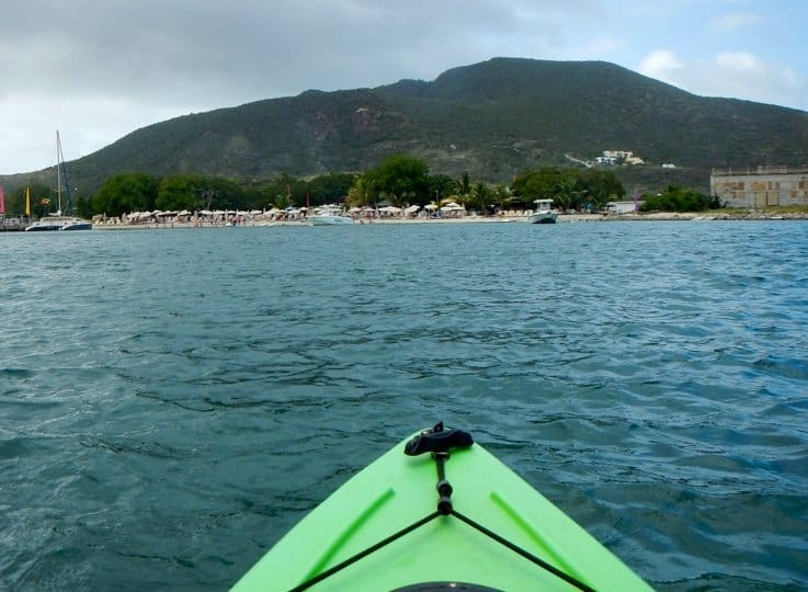 Kayaking-St-Kitts