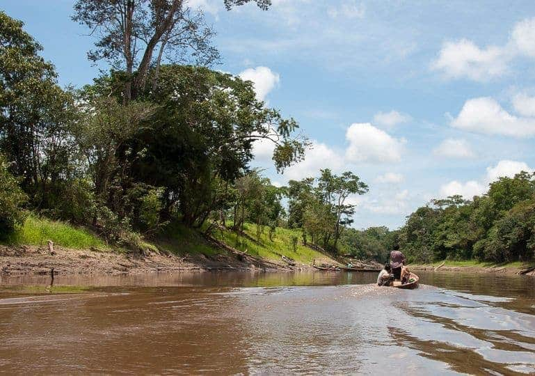 The Yarapa River, Peru