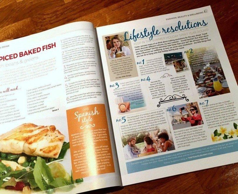 Lifestyle Resolutions James Villas Magazine