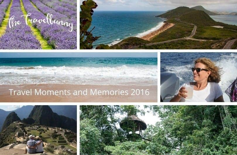 Travel Moments and Memories – Highlights of 2016