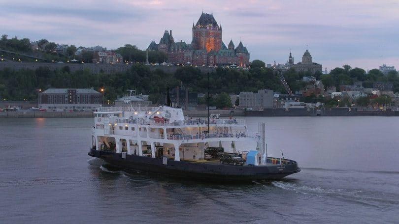 Quebec-Ferry