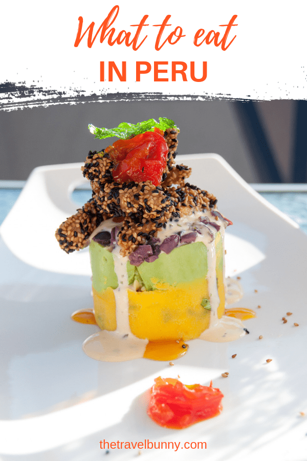 Food and Drink in Peru - what to eat and drink on your trip to Peru