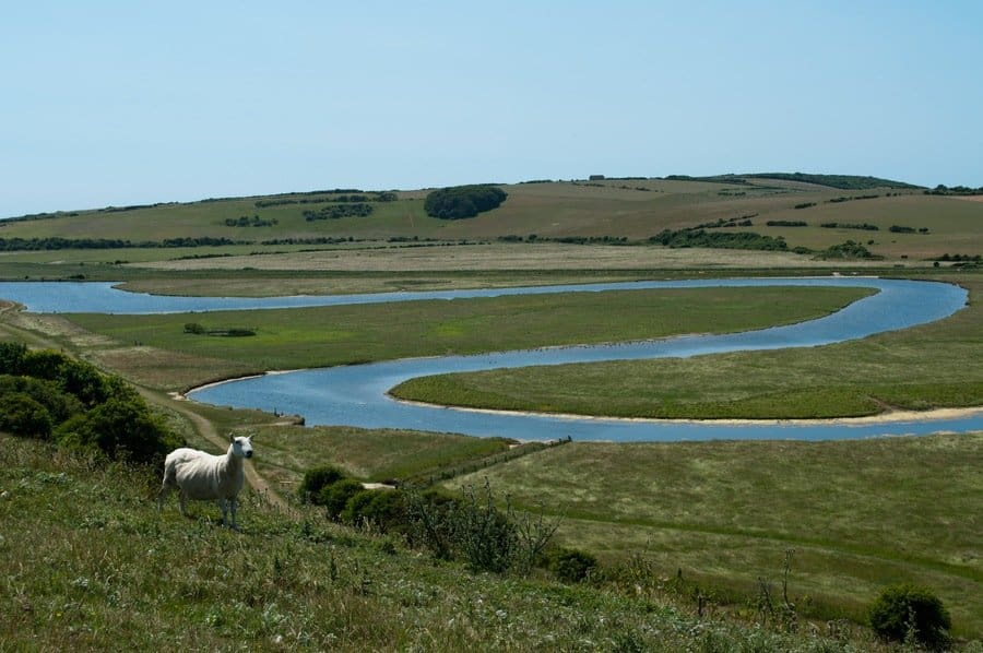 Cuckmere River, Eastbourne
