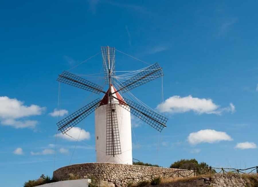Windmill Menorca
