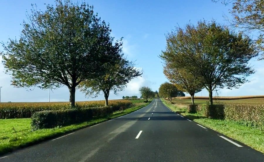 Road Trip, Northern France