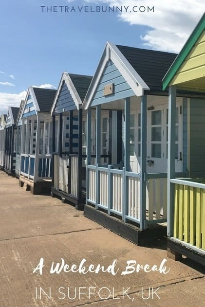 A weekend travel guide to Suffolk exploring seaside town Southwold and a a boutique hotel stay in Ipswich #suffolk #uk #southwold