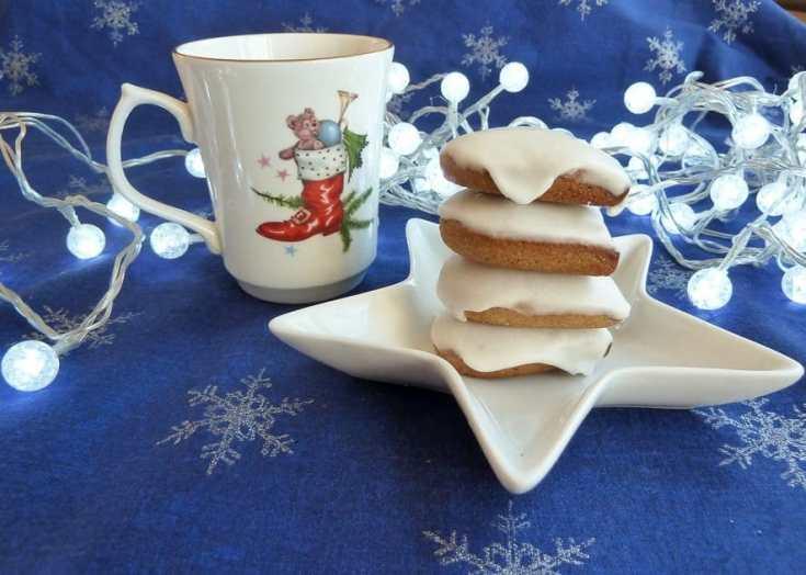 Lebkuchen Christmas Cookie Recipe