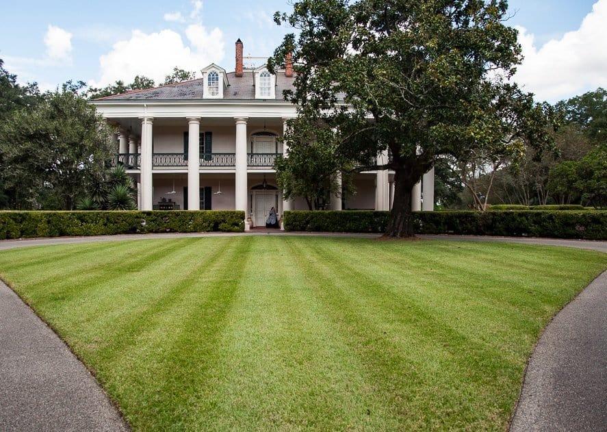 Oak Alley Plantation, New Orleans