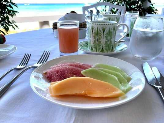 Cobblers Cove Boutique Hotel Barbados Breakfast