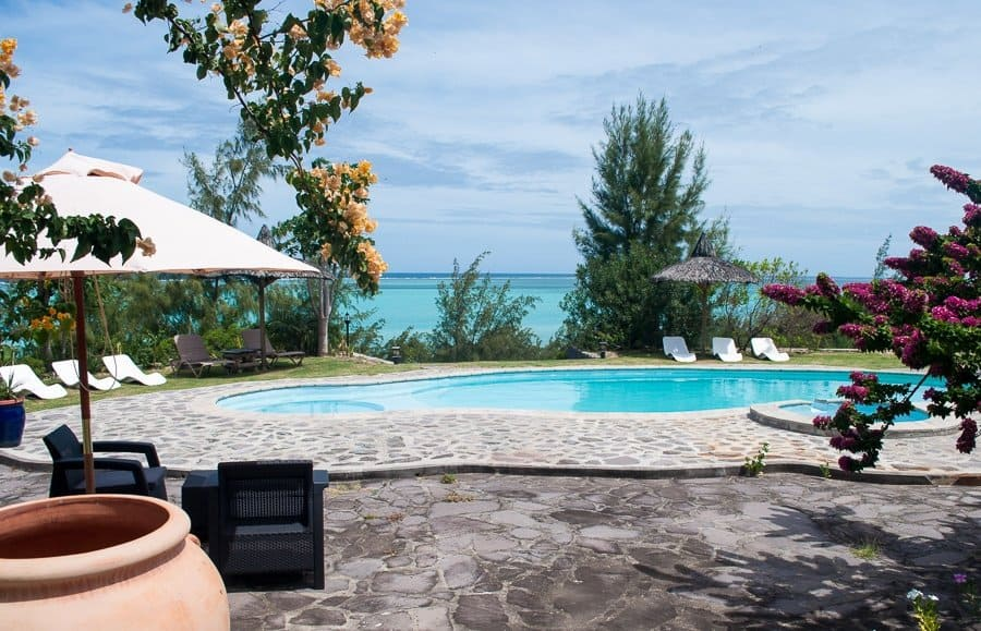 Belle Rodriguaise Guest House, Rodrigues Island, Mauritius