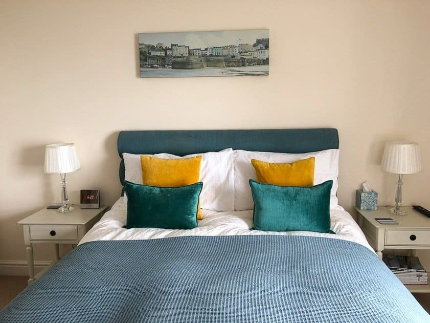 Master Bedroom, Horizons, Ilfracombe, North Devon