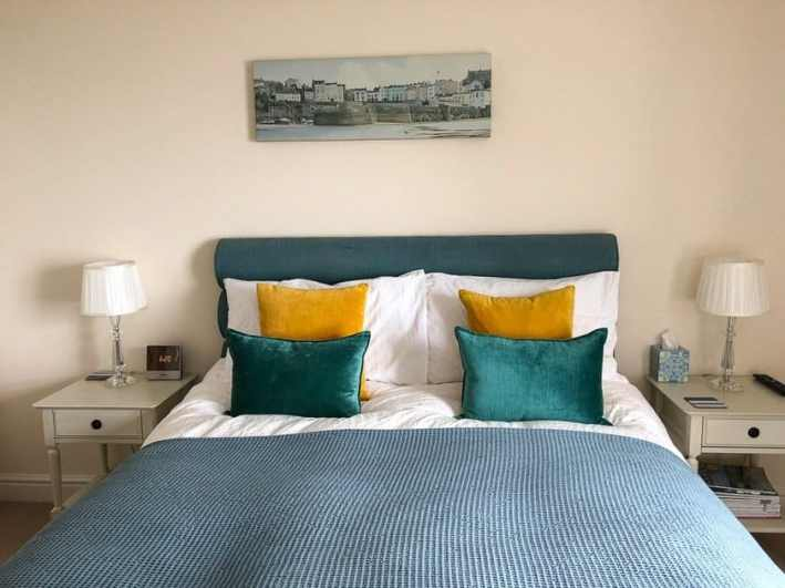 Master Bedroom, Horizons, Ilfracombe, North Devon