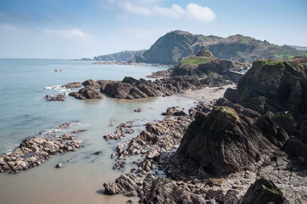 Things to do in North Devon - coastal walks