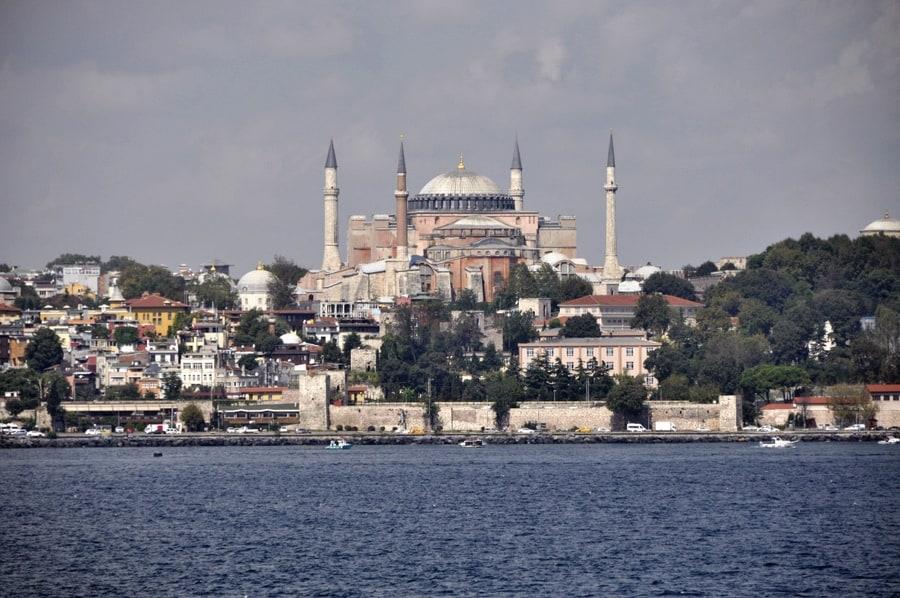 Hagia Sofia Mosque Istanbul