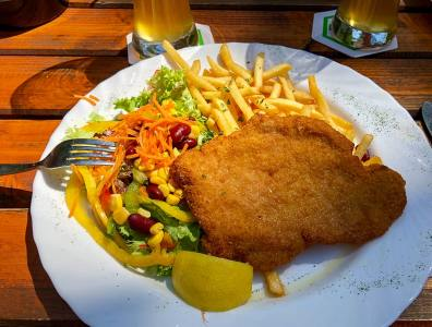 Schnitzel, Germany