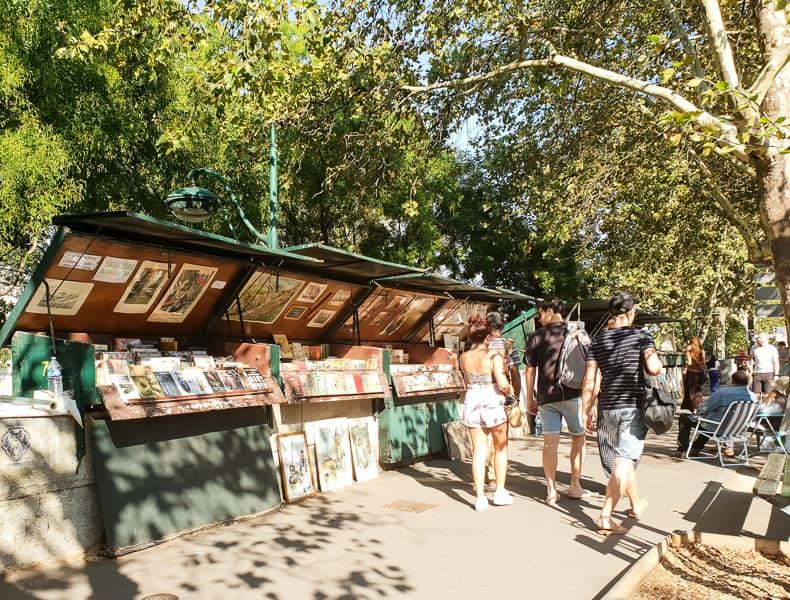 A Literary Weekend Break in Paris