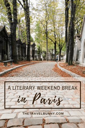 A weekend break in Paris