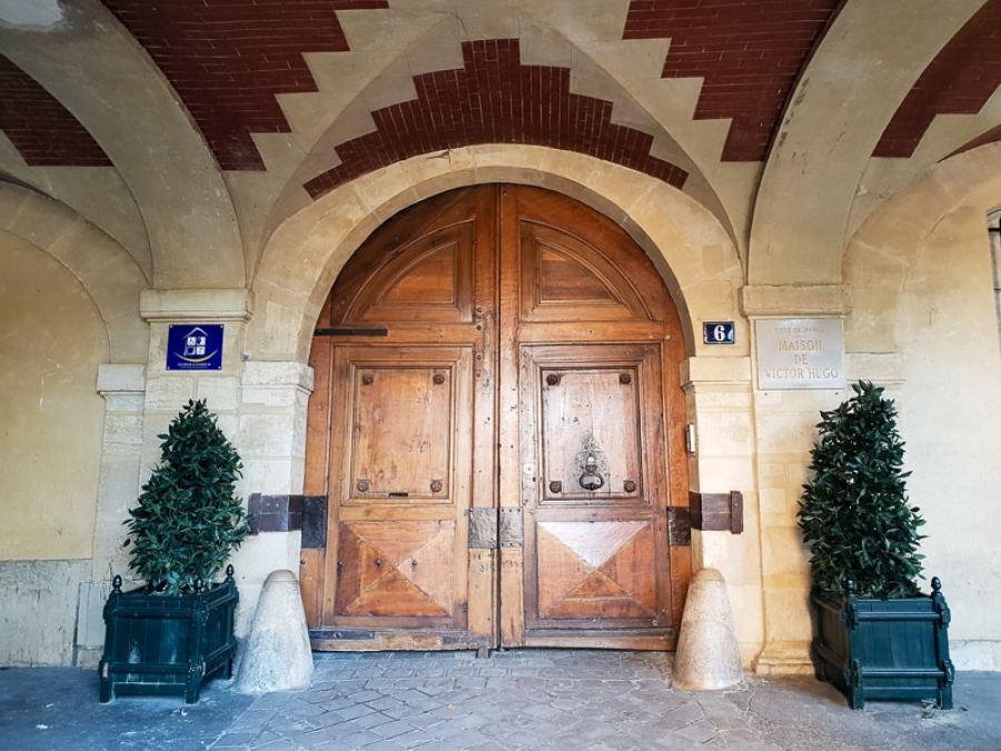 Maison Victor Hugo Paris