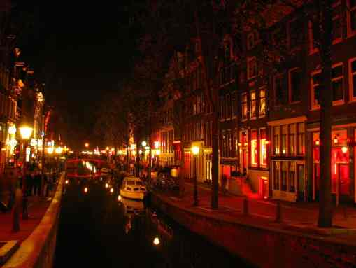 De Wallen (red light district), Amsterdam