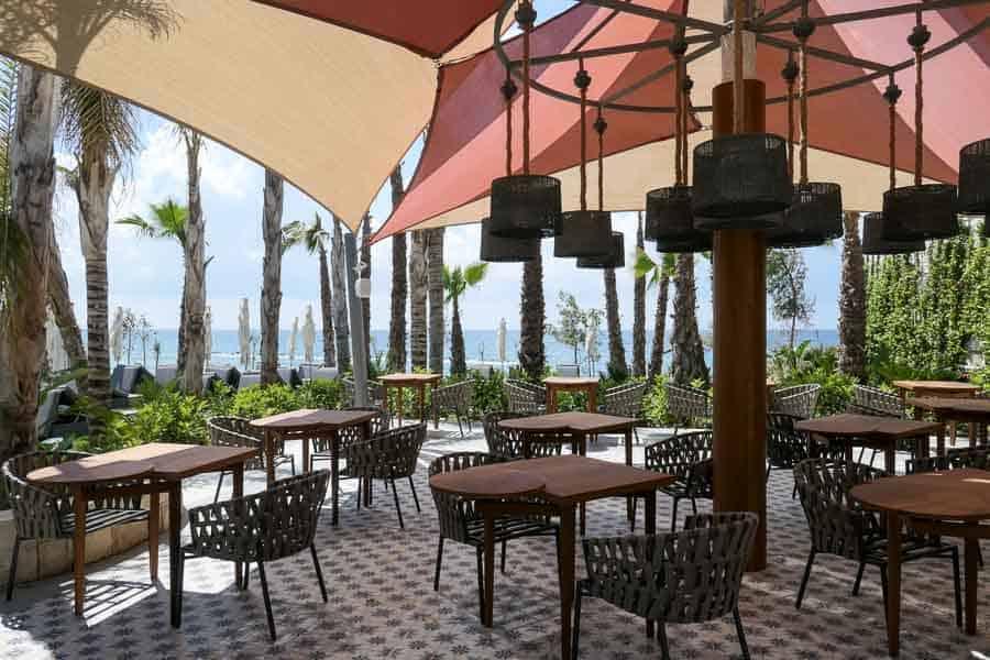 Fort o Lana Restaurant, Amavi Hotel