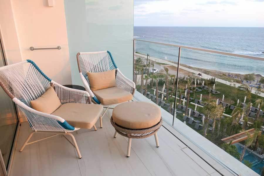 Amavi Hotel Balcony