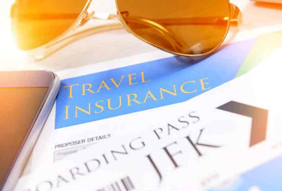 travel insurance claim form