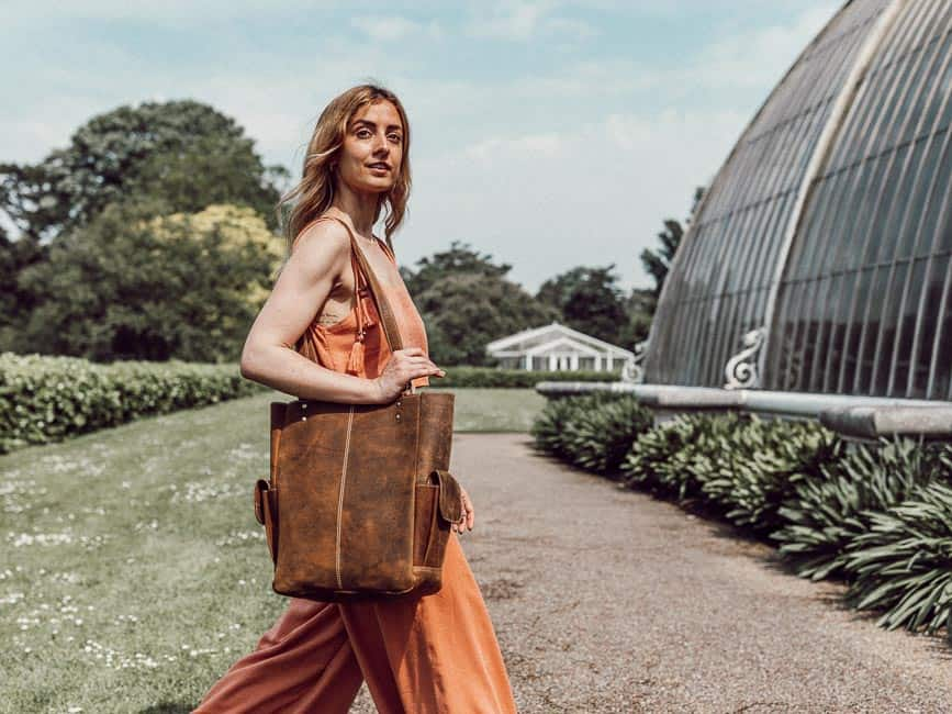Scaramanga Leather Tote Bags Reviewed