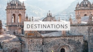 Destinations travel blog