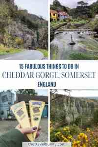 Things to do in Cheddar Gorge, Somerset