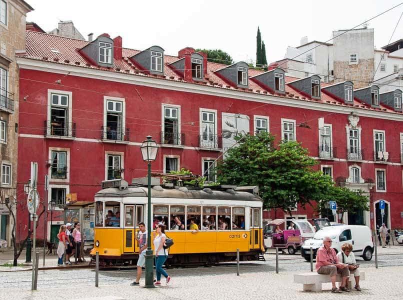 3 days in Lisbon, Portugal