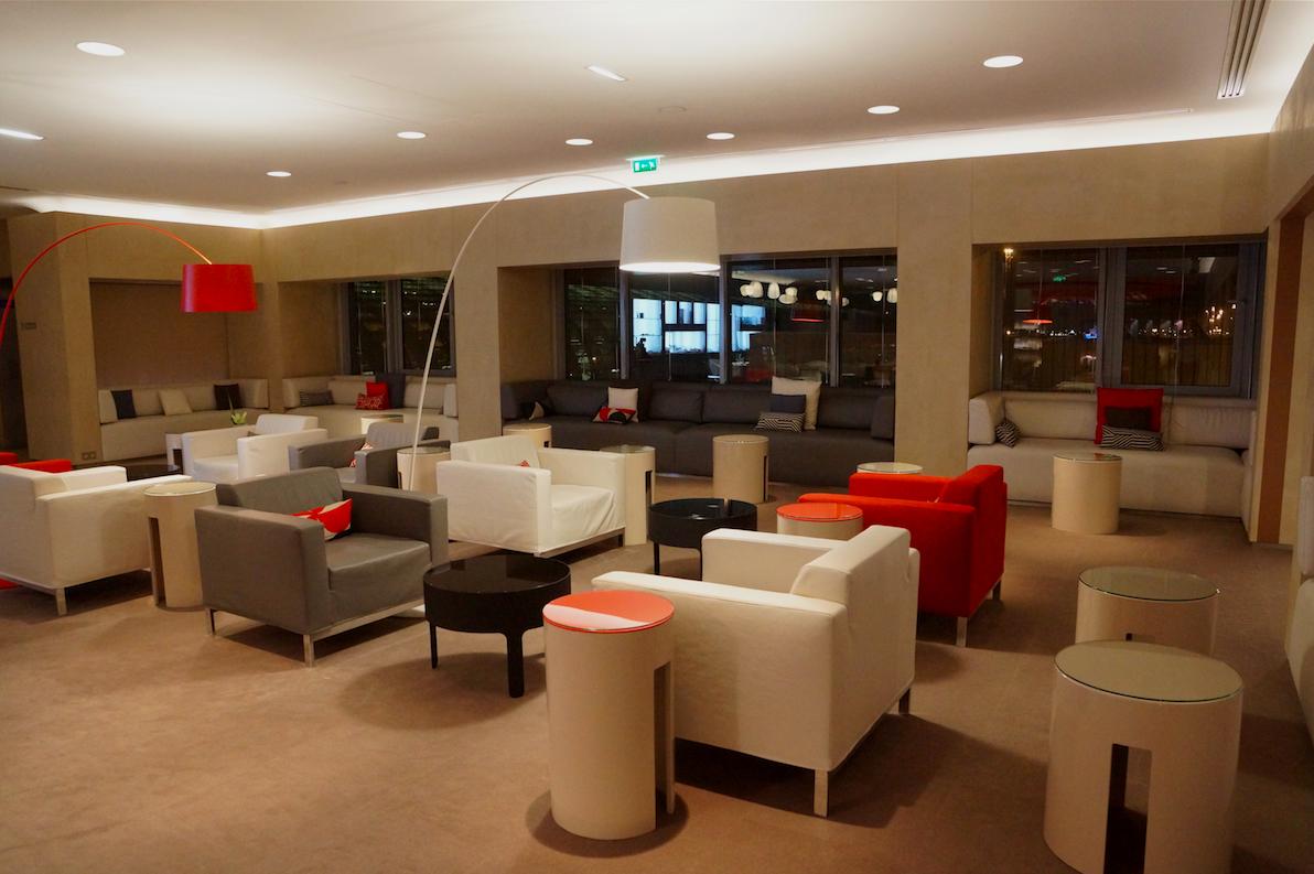 REPORTAGE Salon La Premire Air France  Paris Charles de Gaulle  The Travelers Club