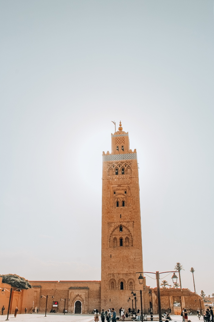 Koutoubia Mosque visit marrakesh