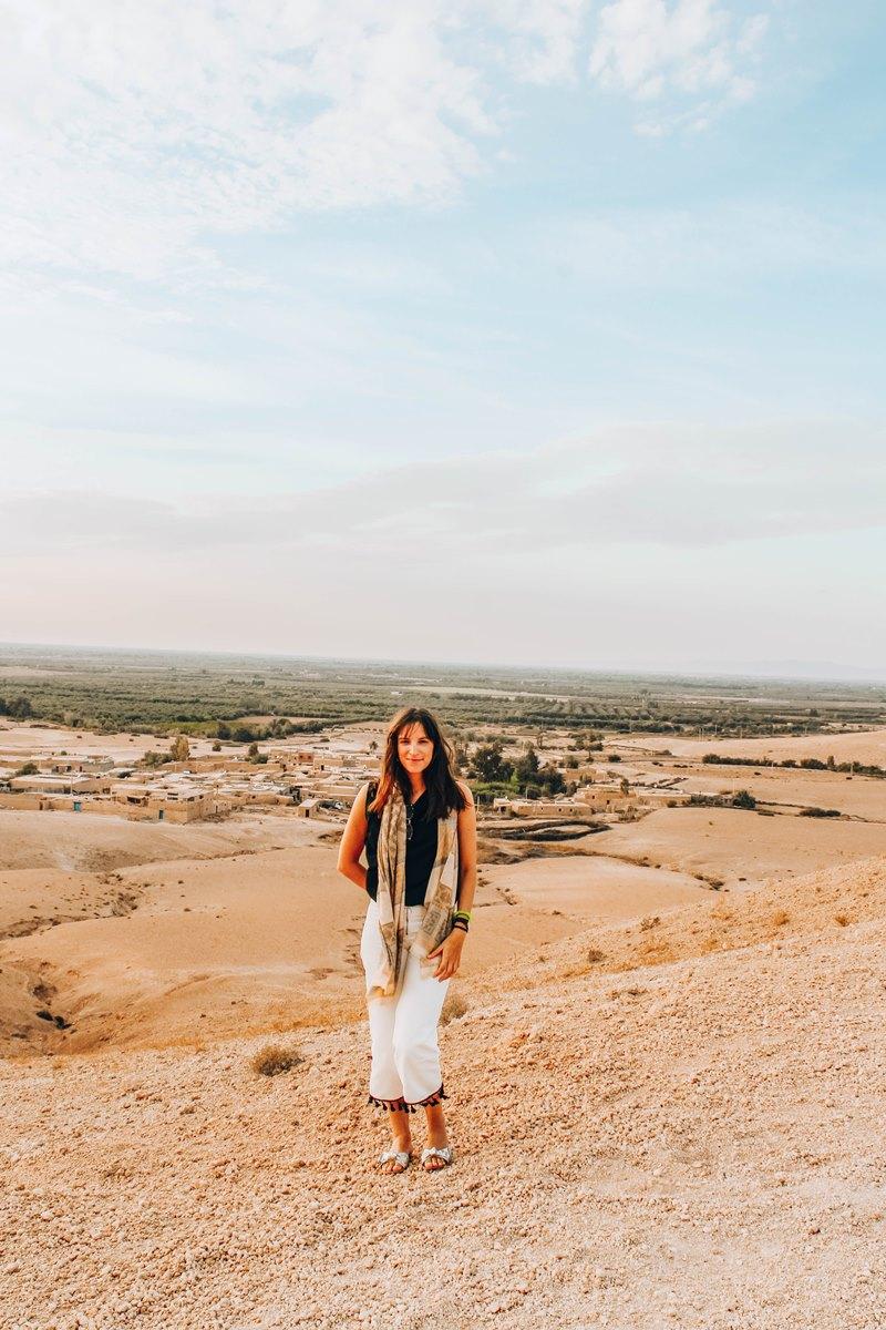 marrakesh deserto