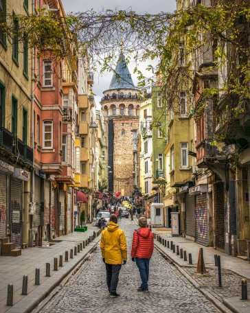 Torre-Galata-de-Estambul-y-sus-alrededores
