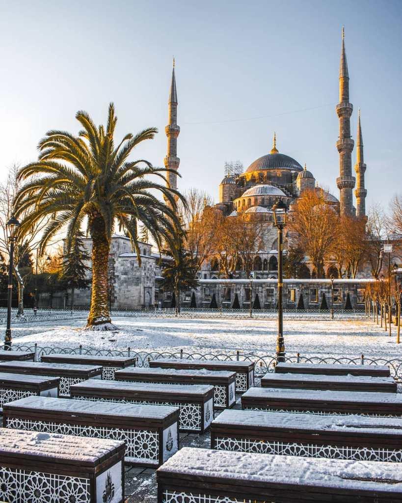 Winter-in-Istambul